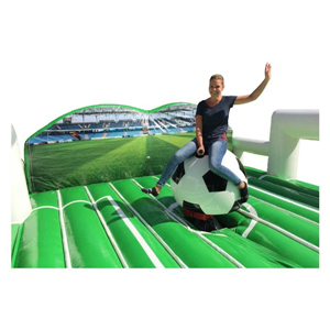 Fußball Rodeo