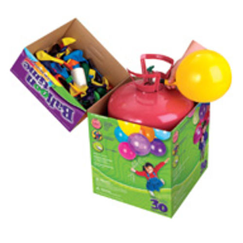 Helium Ballon Kit 50